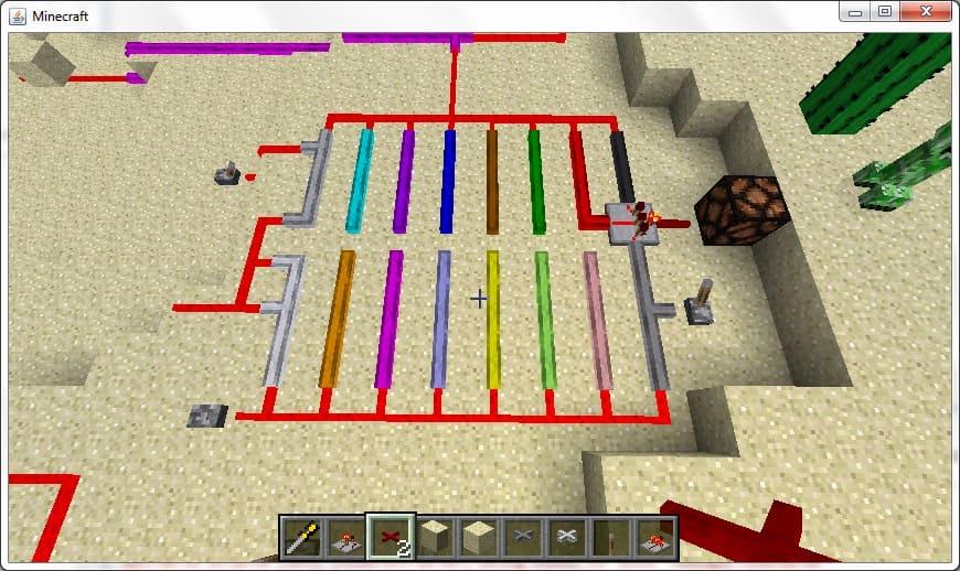 RedLogic minecraft