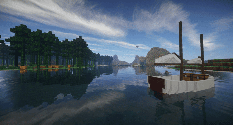 Small Boats minecraft