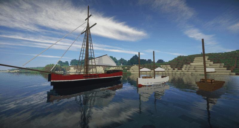 Small Boats все корабли