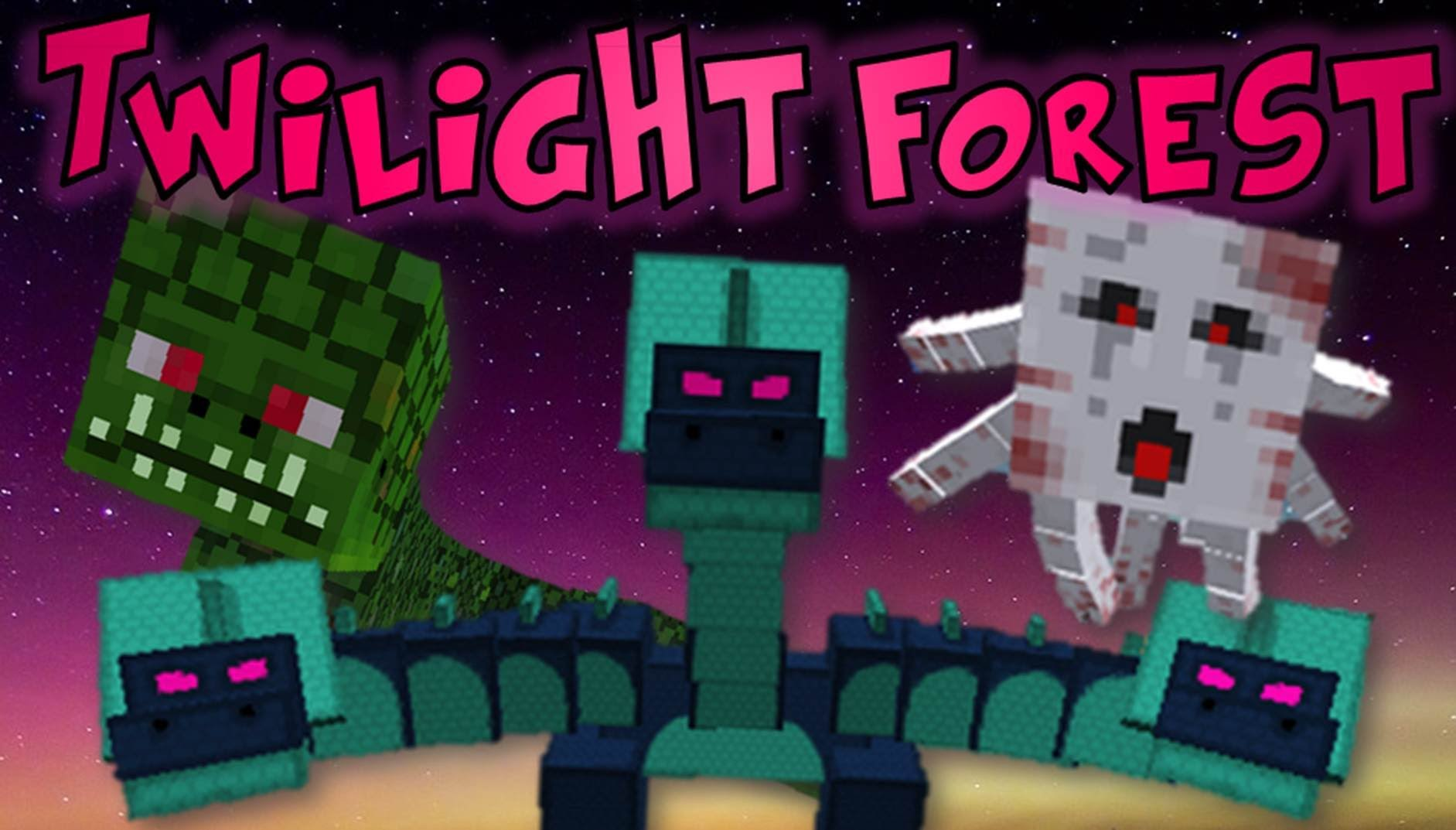 The-Twilight-Forest-Mod-prevyu