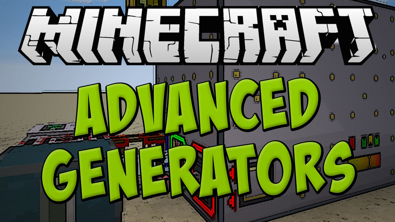 Advanced-Generators-Mod