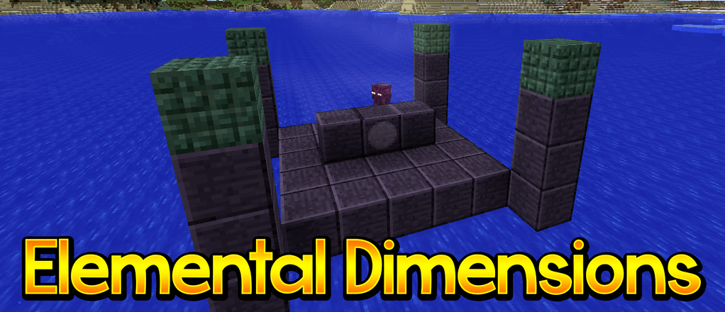 Elemental-Dimensions-mod-for-minecraft-logo