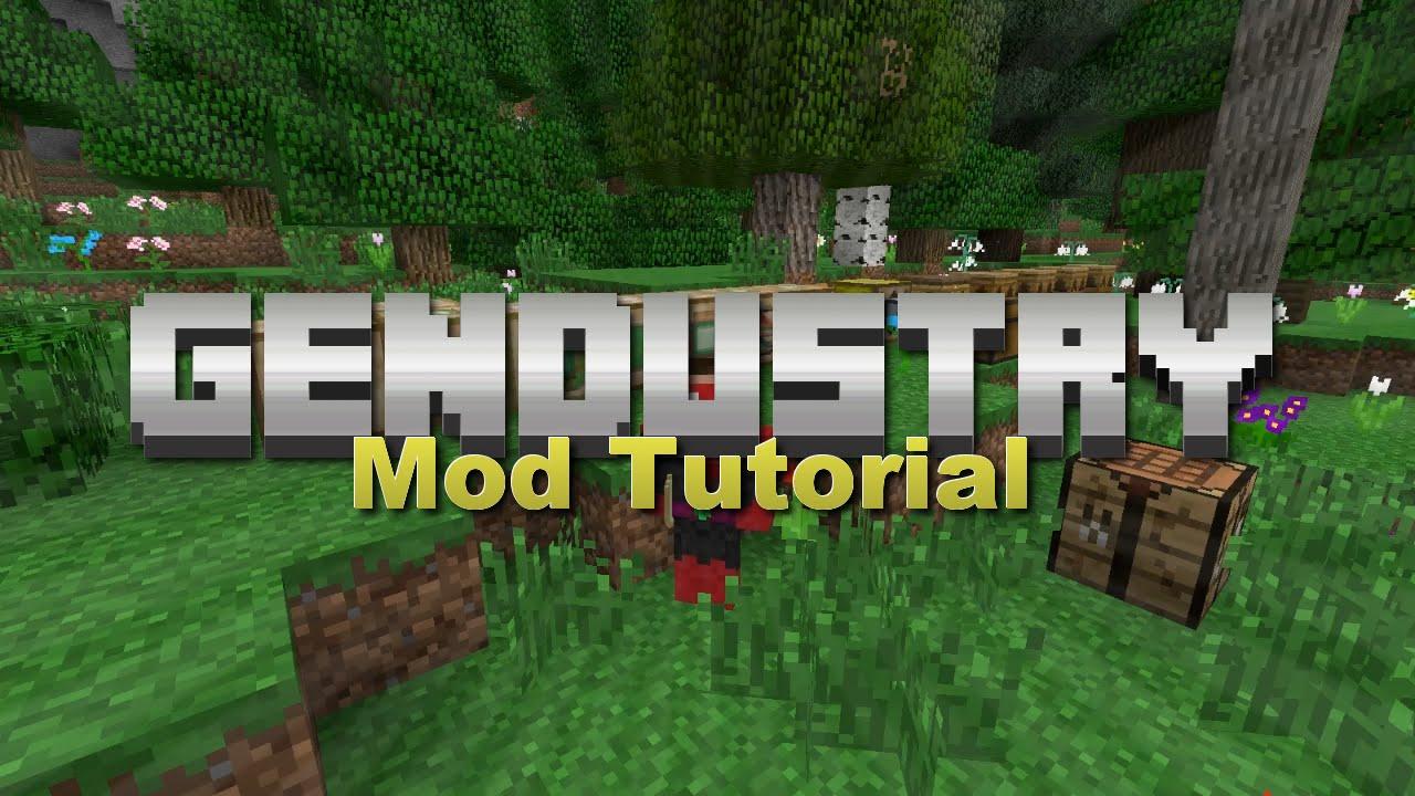 Gendustry-Mod