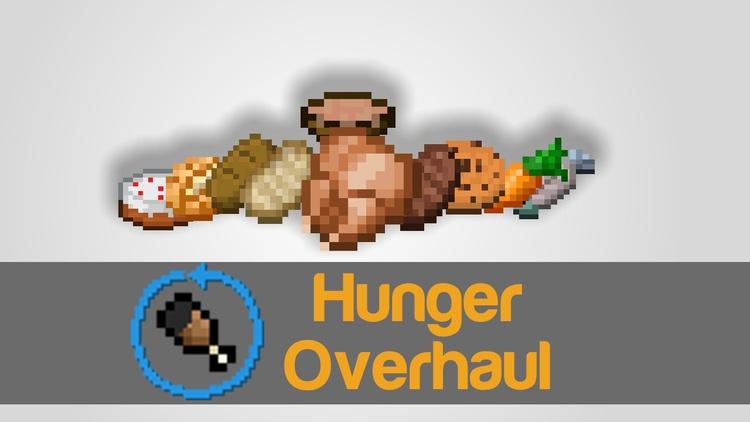 Hunger-Overhaul-Mod