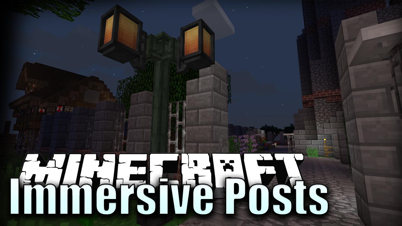 Immersive-Posts-Mod
