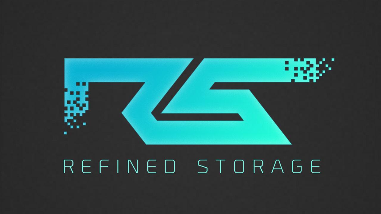 Refined-Storage-Mod