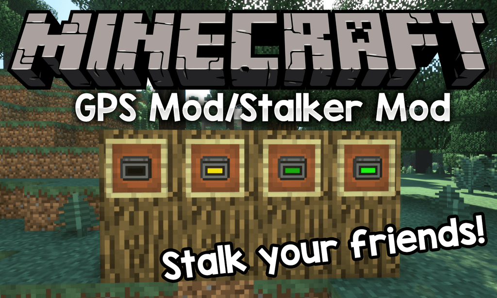GPS-Mod-Stalker-mod-for-minecraft-logo