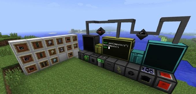 OpenComputers-Mod-1