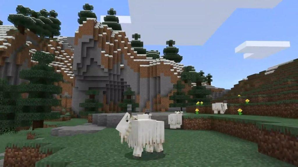 4. Дроп с коз после убийства