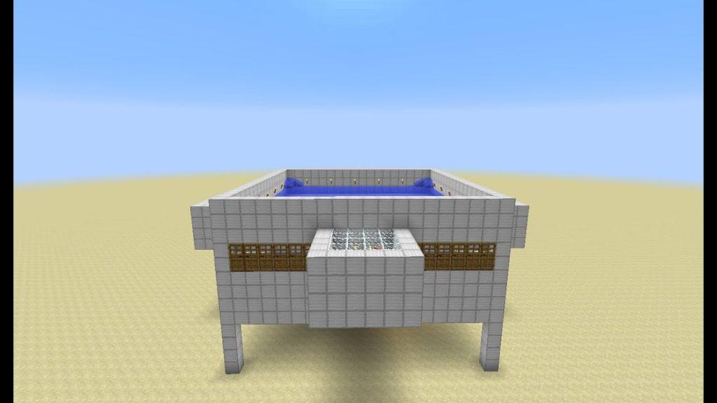 Ферма железа в игре Майнкрафт