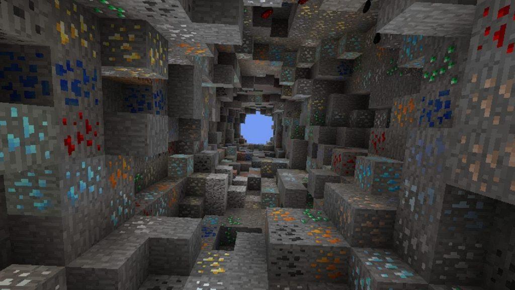 Мод More Iron Minecraft
