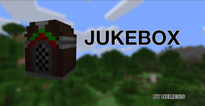 Advanced JukeboxMinecraft