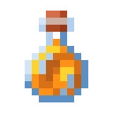 Бутылка меда в Майнкрафте