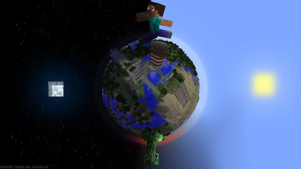 День и ночь в игре Майнкрафт