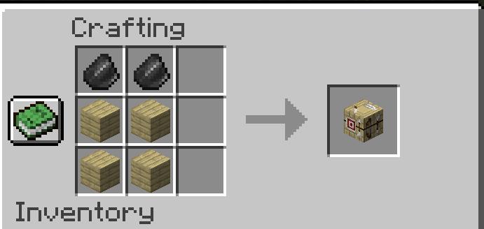Как сделать стол лучника в Minecraft