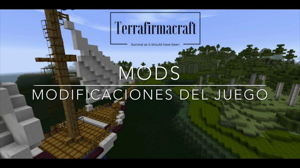 Мод Terrafirmacraft