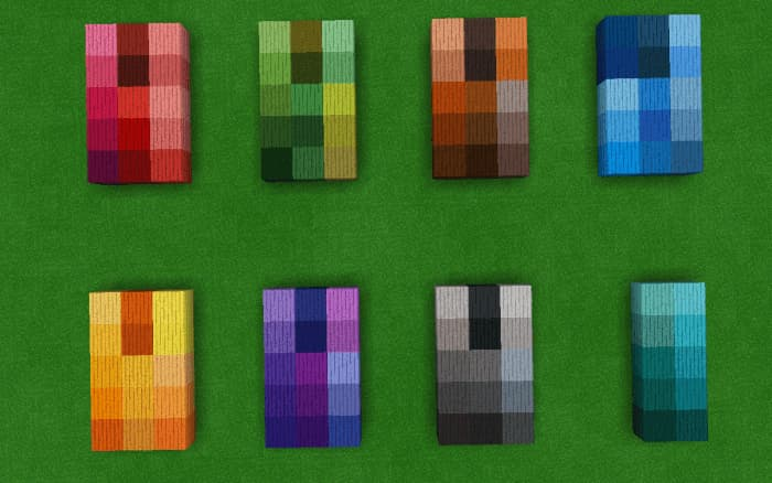 More Planks Mod Minecraft